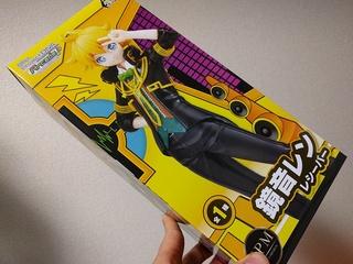 """初音ミク Project DIVA Arcade Future Tone スーパープレミアムフィギュア""""鏡音レン-レシーバー"""""""