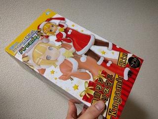 """初音ミク Project DIVA Arcade Future Tone スーパープレミアムフィギュア""""鏡音リン クリスマス"""""""