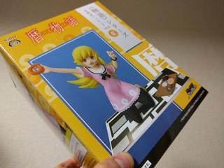 〈物語)シリーズ 忍野忍 フィギュアver.4