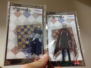Fate/Apocrypha アクリルスタンド