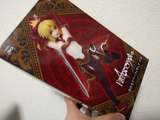 Fate/Apocrypha 赤のセイバー フィギュア