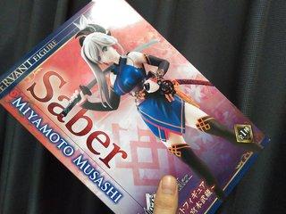 Fate Grand Order サーヴァントフィギュア〜セイバー/宮本武蔵〜