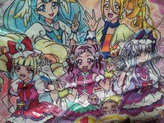 Hugっと!プリキュア ラウンドクッションVer.2