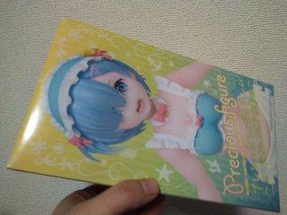 Re:ゼロから始める異世界生活 プレシャスフィギュア レム〜オリジナルメイド水着ver.〜