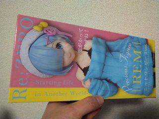 Re:ゼロから始める異世界生活 プレシャスフィギュア レム〜ニットワンピース ver.〜